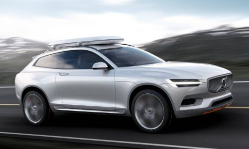 Volvo Concept XC Coupe revealed, previews next XC90