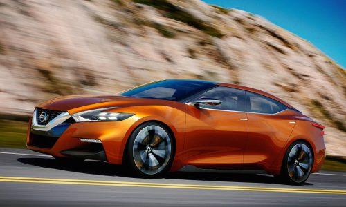 Nissan Sport Sedan Concept unveiled at Detroit