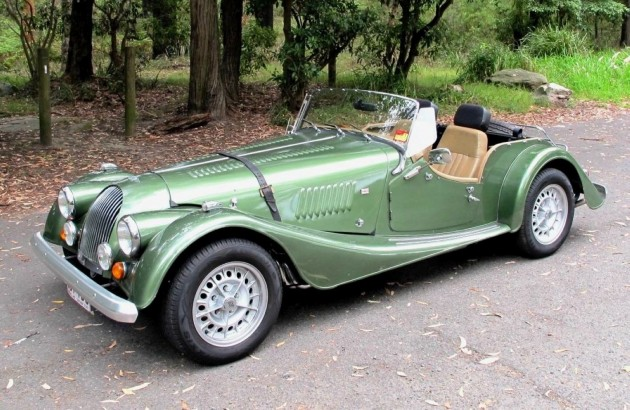 1984 Morgan Plus 8 Roadster