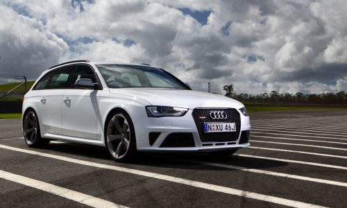 Next Audi RS 4 to feature twin-turbo V6 – report