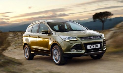 Ford SUV sales pushing company growth