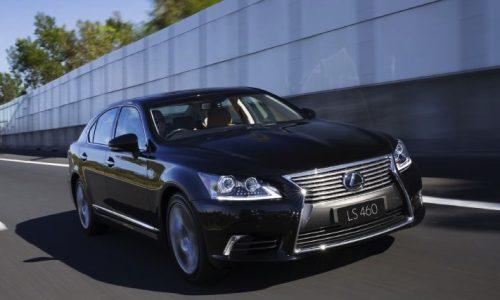 Lexus tops 2014 JD Power Dependability Study, again