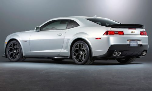 Callaway introduces supercharger kit for Camaro Z/28