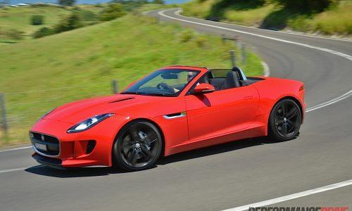 Jaguar F-Type V6 review (video)