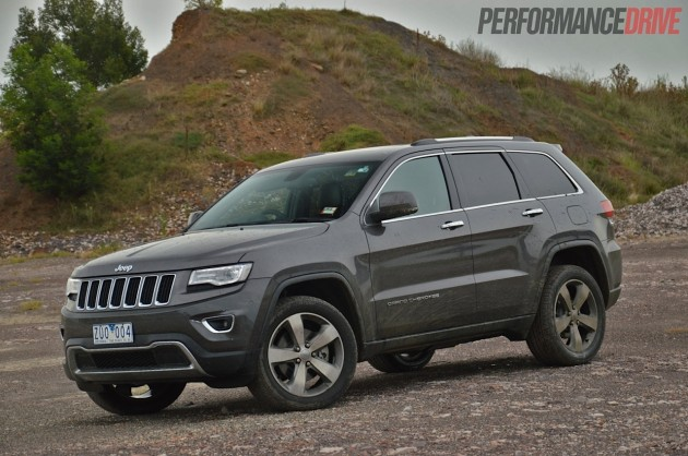 2014 Jeep Grand Cherokee Limited-Granite Crystal