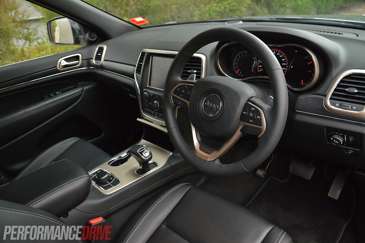 2014 Jeep Grand Cherokee Limited Interior ...