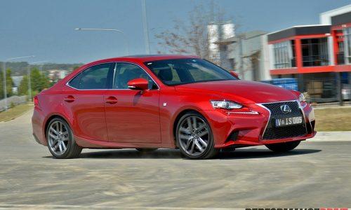 2014 Lexus IS 350 F Sport review (video)