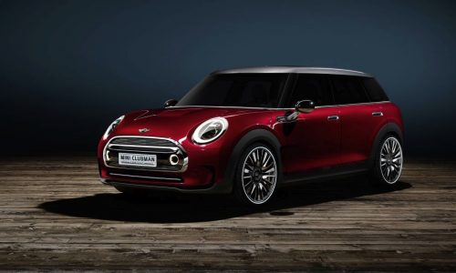 MINI Clubman Concept revealed, previews new model
