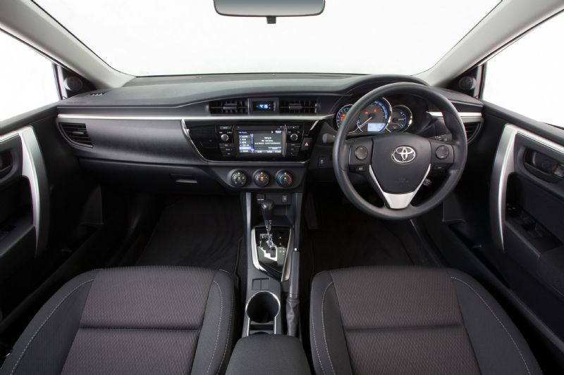 New 2014 Toyota Corolla Sedan On Sale From 20 740