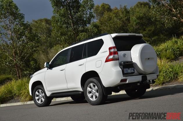 2014 Toyota Prado GXL-Australia