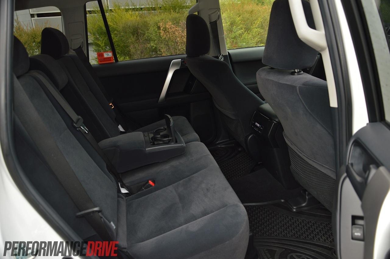 Toyota Land Cruiser Colorado Mats >> 2014 Toyota LandCruiser Prado GXL review | PerformanceDrive
