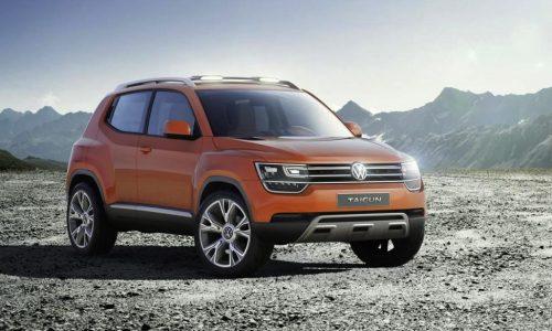 Volkswagen Taigun concept updated for Auto Expo in India