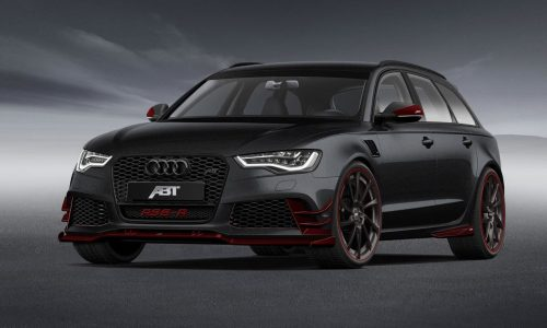 ABT Audi RS6-R with 537kW/920Nm heading to Geneva