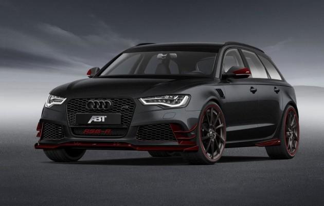 ABT Audi RS6-R front