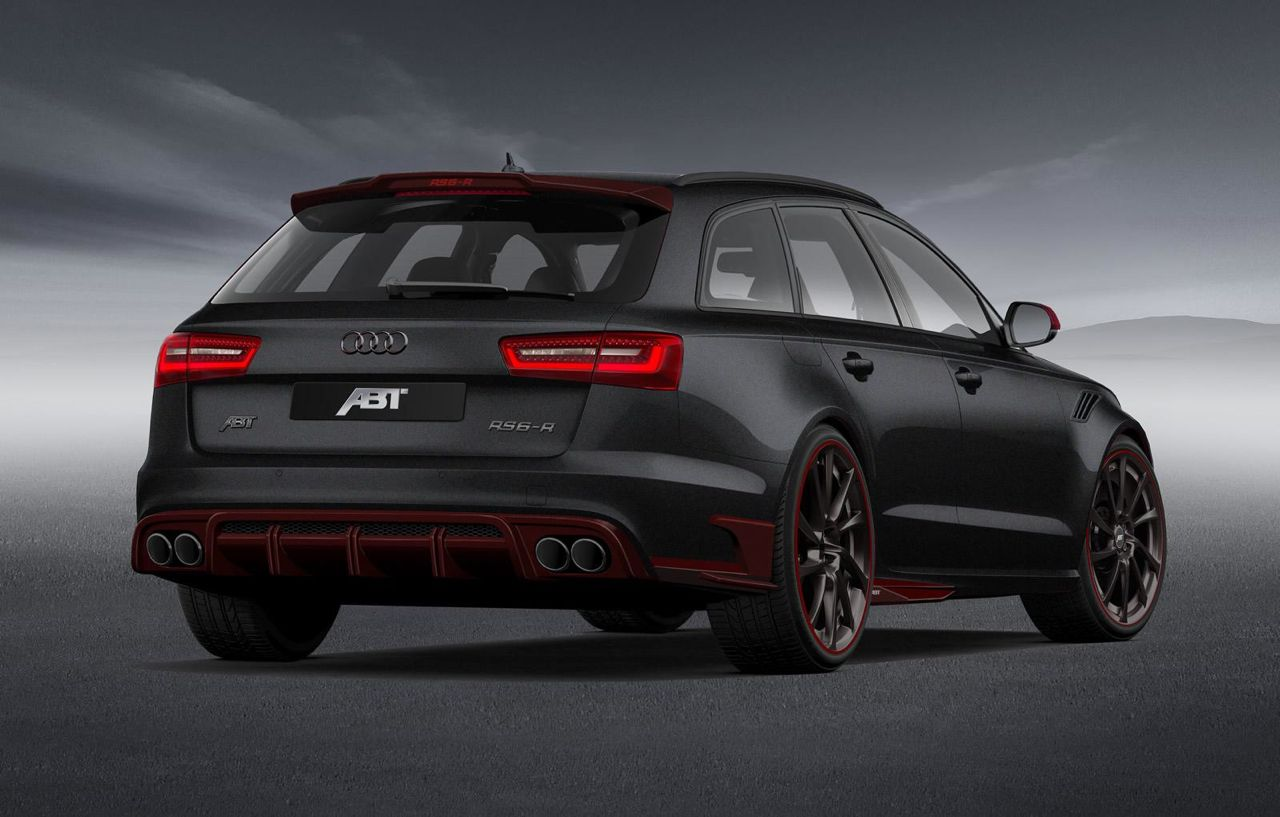 Abt Audi Rs6 R With 537kw 920nm Heading To Geneva