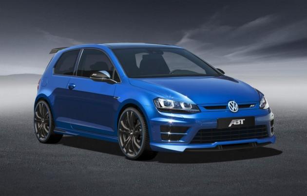 ABT Volkswagen Golf R Mk7