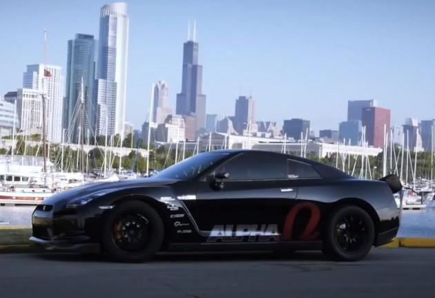 AMS Nissan GT-R