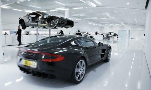 No AMG badges for Aston Martin despite partnership