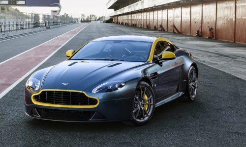 Aston Martin V8 Vantage & DB9 special editions revealed