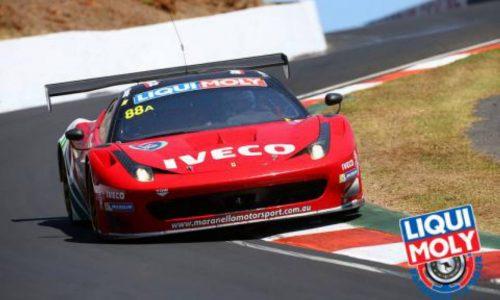 Ferrari 458 GT3 wins 2014 Bathurst 12-hour