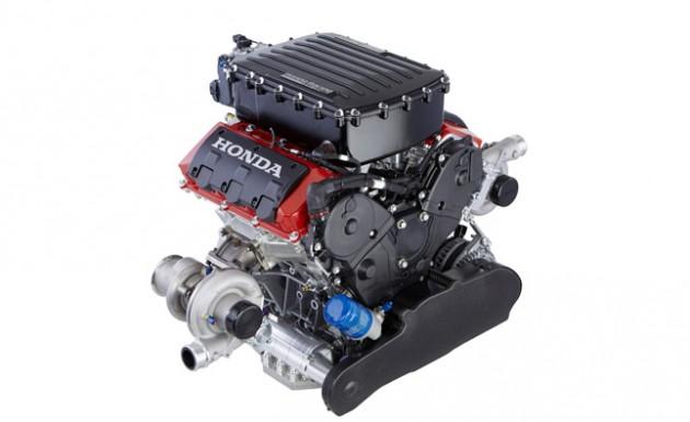 Honda HR35TT