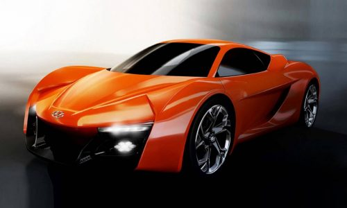 Striking Hyundai PassoCorto concept designed by students