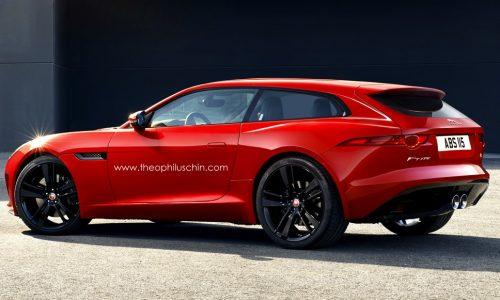 Jaguar F-Type 'shooting brake' looks hot, if only
