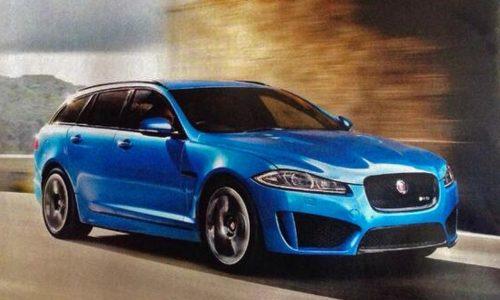 Jaguar XFR-S Sportbrake on the horizon?
