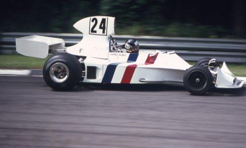 For Sale: James Hunt's 1974 Hesketh F1 car