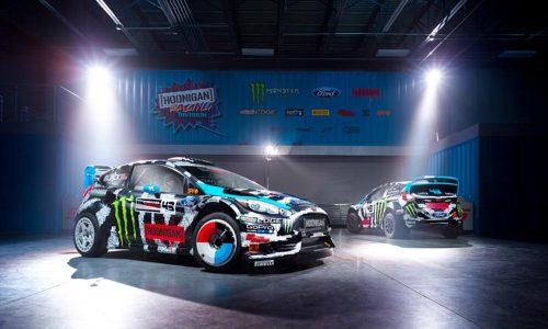 Ken Block will compete in 2014 World Rallycross