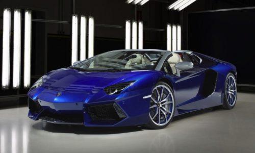 Lamborghini expanding personalisation program beyond Aventador