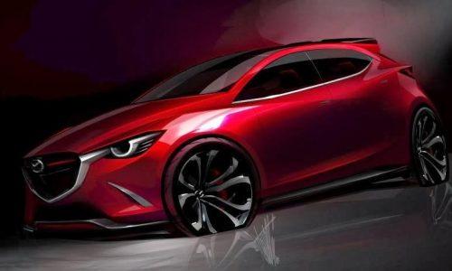 Mazda Hazumi concept leaked, previews next Mazda2?