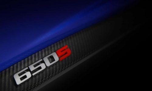 McLaren 650S confirmed for Geneva, slots between 12C & P1