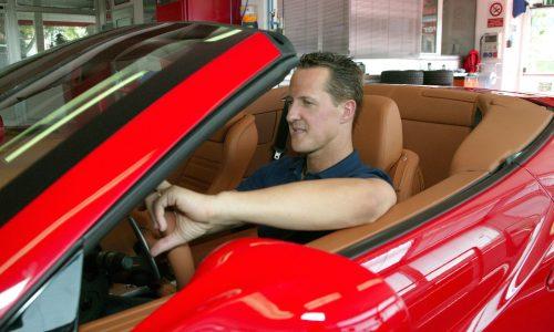 Michael Schumacher being slowly woken from coma