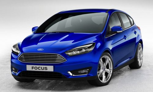Facelifted 2014 Ford Focus gets new-look grille