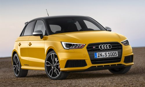 Audi S1 quattro leaked online, new super hot hatch