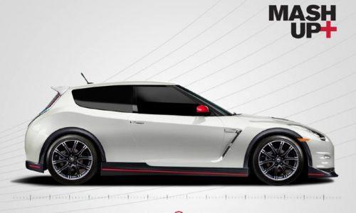 Nismo 'MASHUP' asks fans to dream up car combinations