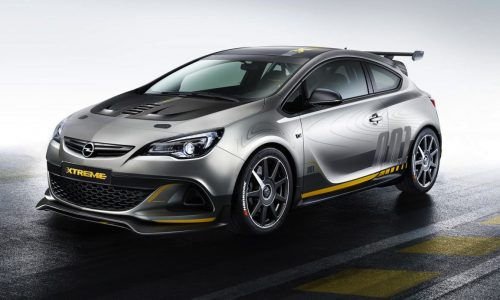 Opel Astra OPC EXTREME set for production