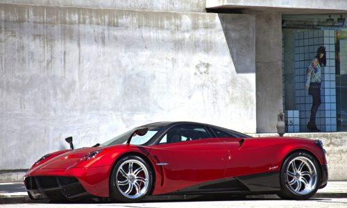 Pagani Huayra 'S' or Roadster tipped for Geneva debut