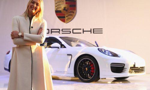 Porsche Exclusive Panamera GTS, 'Maria Sharapova' edition
