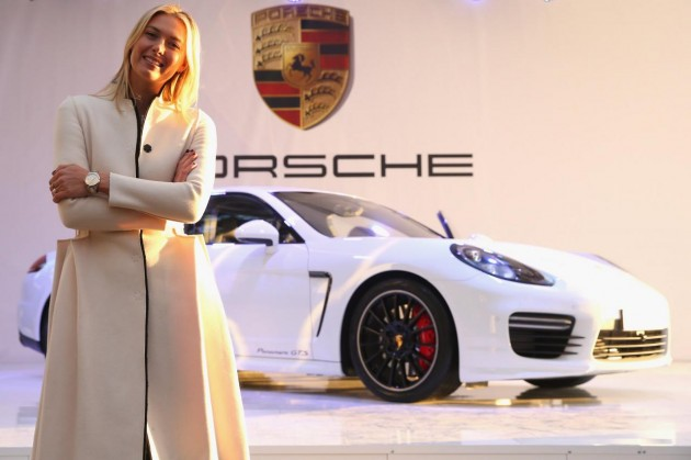 Porsche Exclusive Panamera GTS Maria Sharapova edition-1