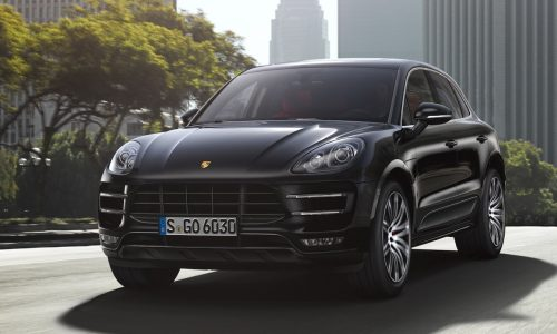 Cheaper, entry-level Porsche Macan on the way