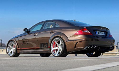 Prior Design pumps up the Mercedes-Benz CLS