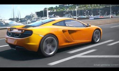 Project CARS game previews spectacular graphics