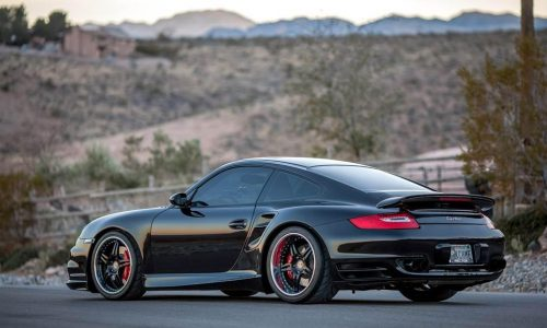 Switzer Porsche 911 Turbo tuned to 900hp