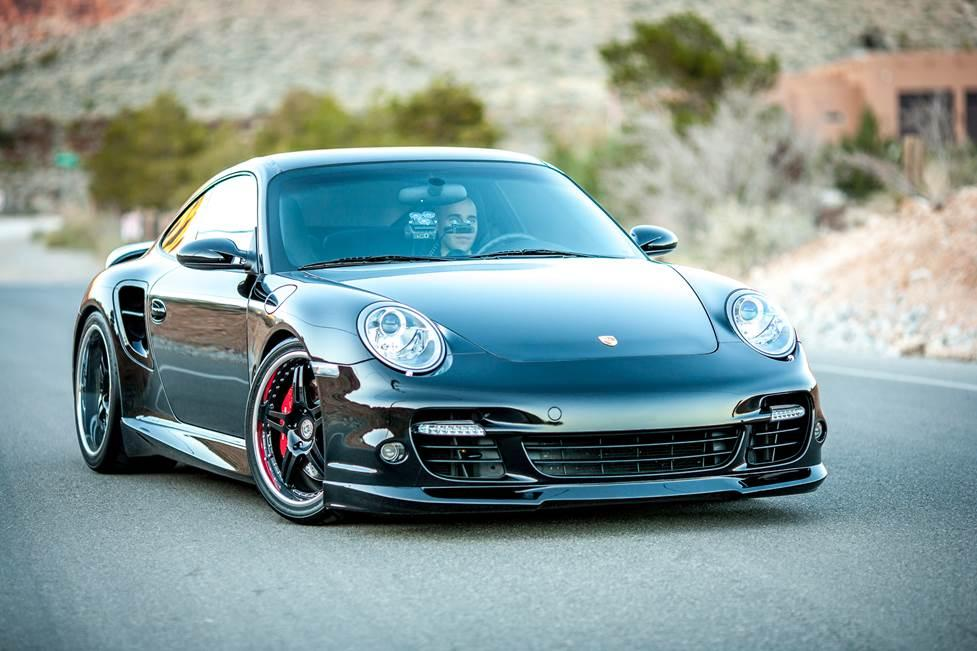 Switzer Porsche 911 Turbo Tuned To 900hp Performancedrive