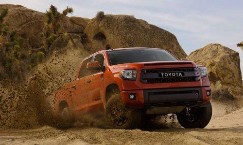 Toyota reveals 'TRD Pro' super-tough 4×4 packages