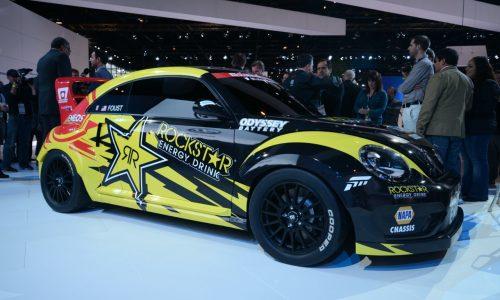 417kW Volkswagen GRC Beetle ready for Rallycross