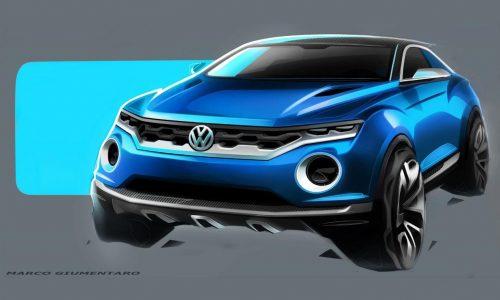 Volkswagen T-ROC concept set for Geneva debut