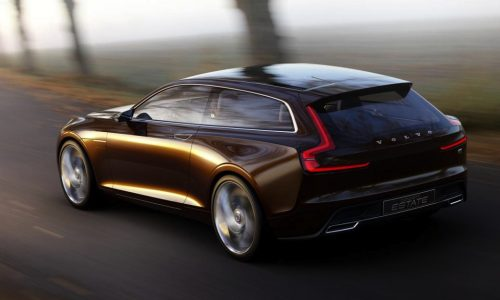 Sexy Volvo Concept Estate breaks cover (UPDATE: offical)